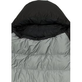 Yeti Fusion 500 Sacos de dormir L Cremallera L, silver grey/ black/black